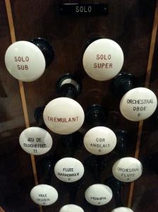 Solo organ
